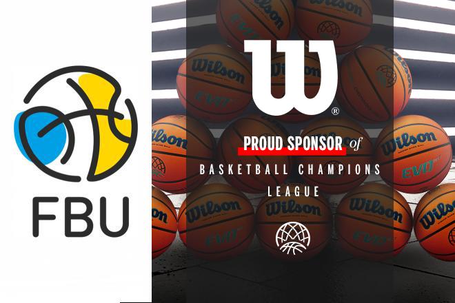37dd5aa1728 Wilson та Ліга чемпіонів уклали угоду про партнерство - Федерація  баскетболу України